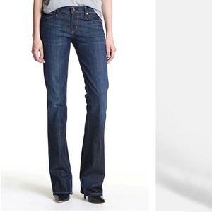 Citizens of Humanity Kelly Lowrise Bootleg Jeans